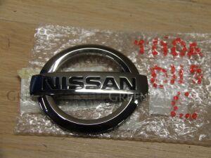 Эмблема на Nissan Qashqai (J11E) (2014-)