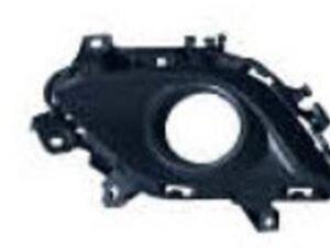 Решетка бамперная на Mazda 3