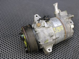 Компрессор кондиционера на Nissan Bluebird Sylphy KG11 MR20DE 92600EW60A