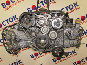 Двигатель на Subaru Impreza GP2 FB16A