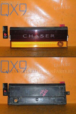 Стоп-планка на Toyota Chaser GX90