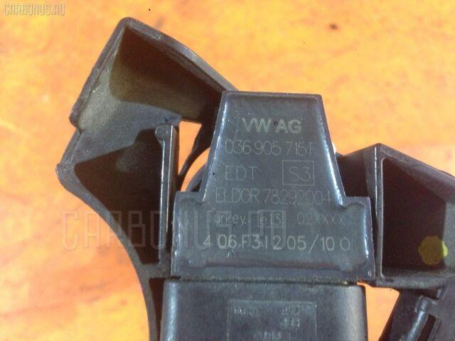 Катушка зажигания на Volkswagen Cc 358, B7 CTHD