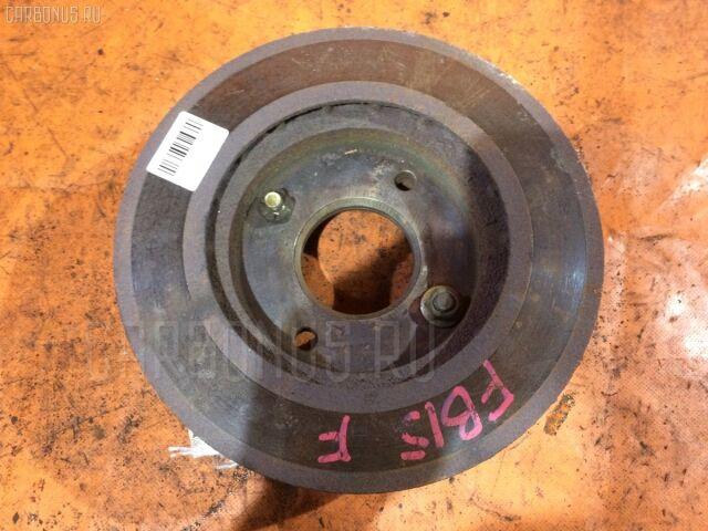 Тормозной диск на Nissan Primera Wagon WQP11