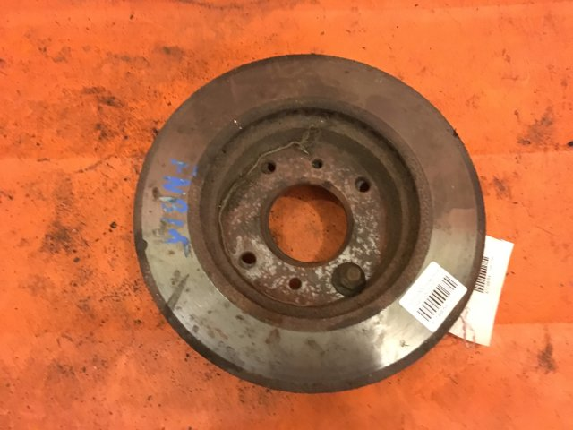 Тормозной диск на Nissan Sunny FNB15 QG15DE