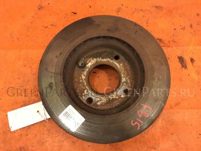Тормозной диск на Nissan Bluebird Sylphy FG10, QG10, QNG10, TG10
