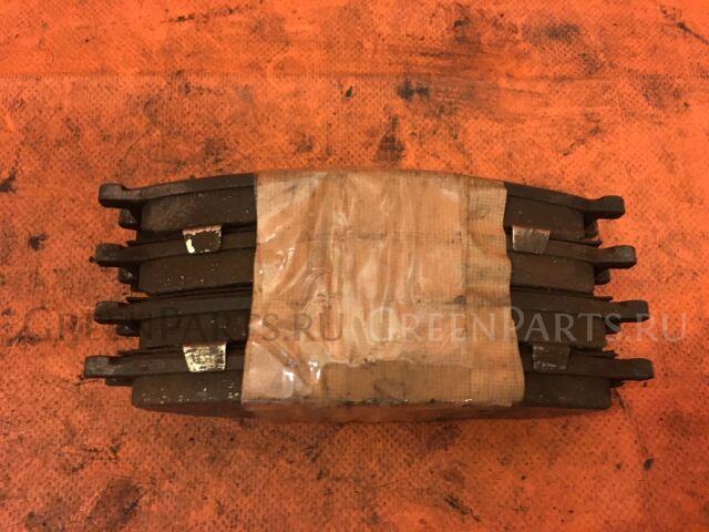 Тормозные колодки на Nissan Sunny FB15 QG15DE