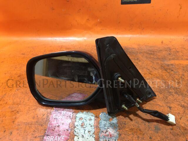 Зеркало двери боковой на Toyota Bb NCP35
