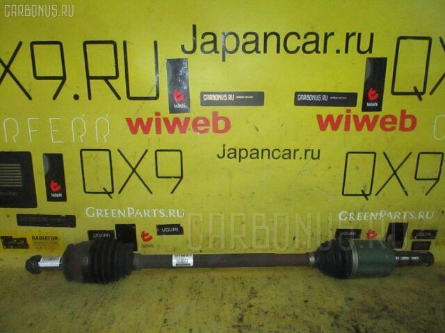 Привод на Subaru Forester SH5 EJ204