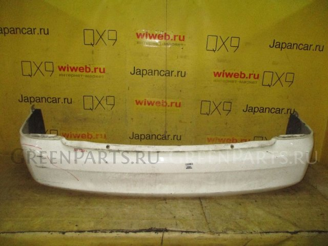 Бампер на Mazda Familia S-wagon BJ5W