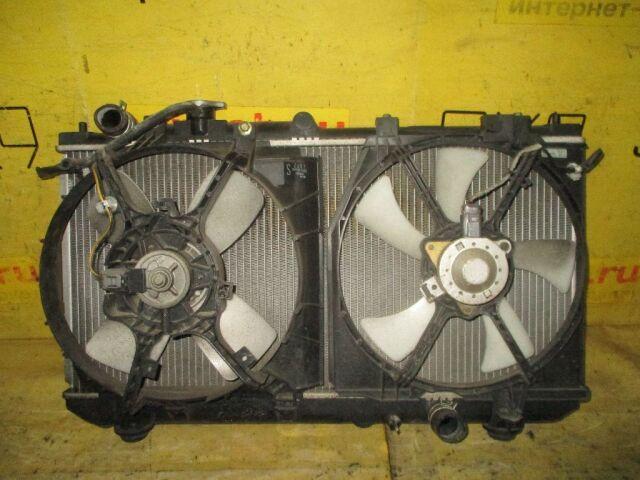 Радиатор двигателя на Mazda Familia BJ5P ZL-DE