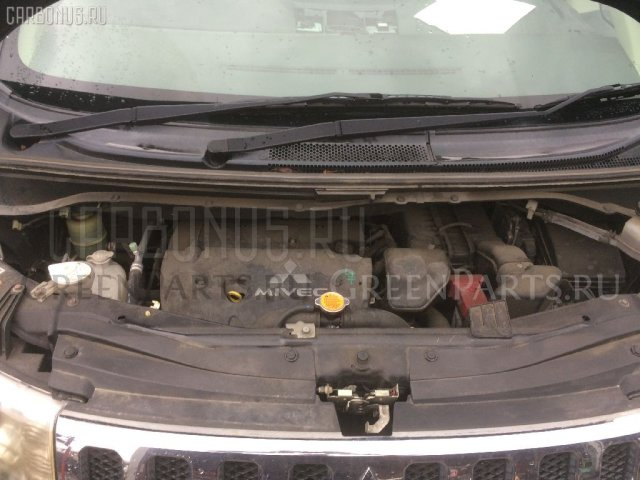 Лючок на Mitsubishi Delica D5 CV5W