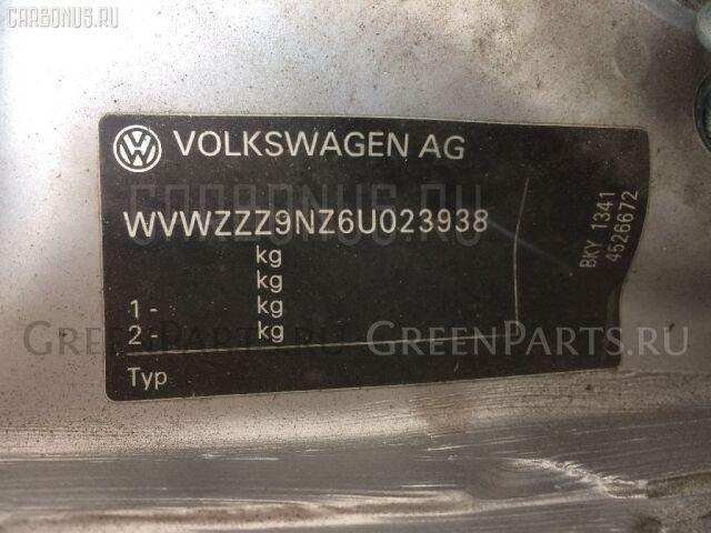 Дверь задняя на Volkswagen Polo 9NZ6U