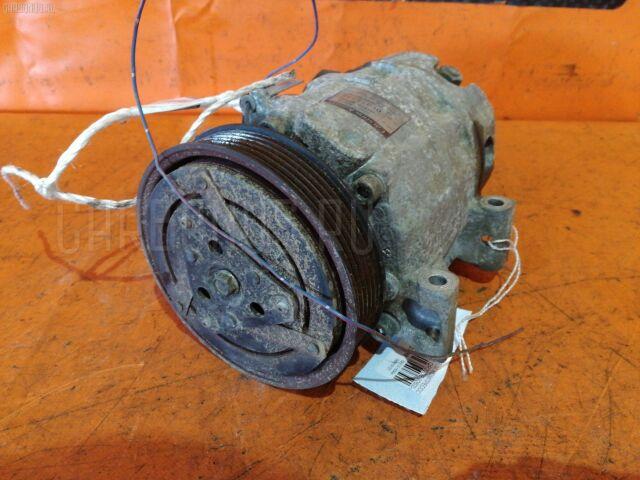 Компрессор кондиционера на Nissan Primera Wagon WTP12 QR20DE