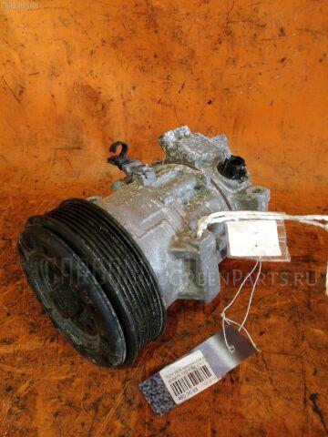 Компрессор кондиционера на Toyota Isis ANM15G 1AZ-FSE