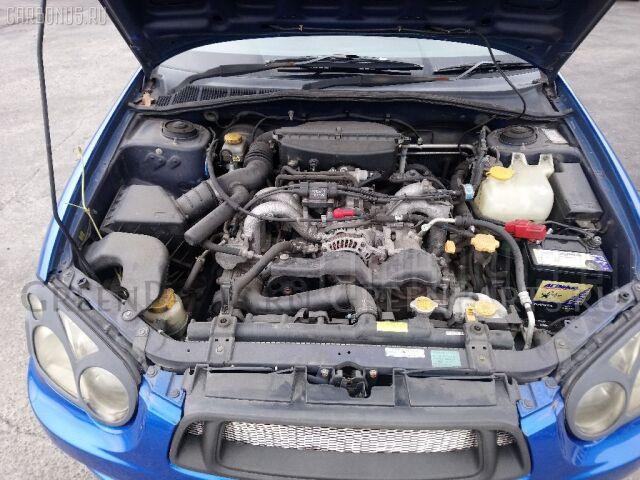 Защита двигателя на Subaru Impreza Wagon GG3 EJ152