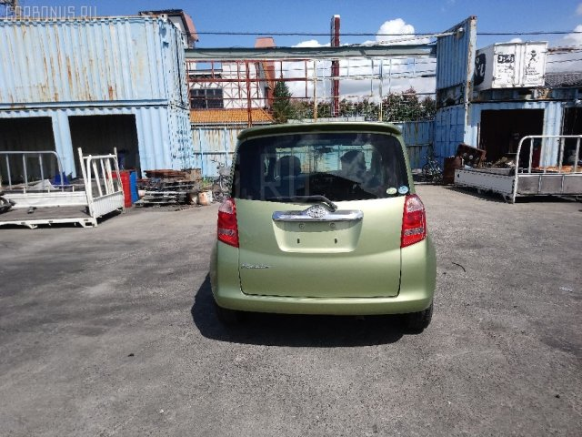 ТОРПЕДО на Toyota Ractis NCP100