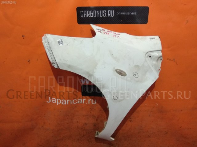 Крыло на Toyota Vitz KSP90