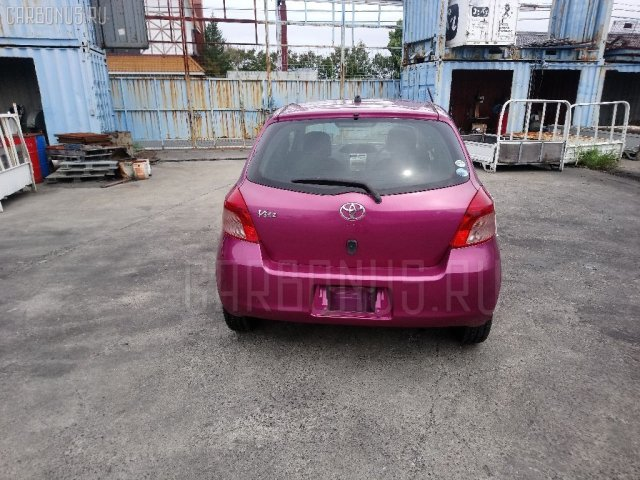 Балка подвески на Toyota Vitz KSP90 1KR-FE