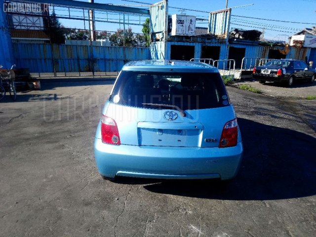 Молдинг на кузов на Toyota Ist NCP60
