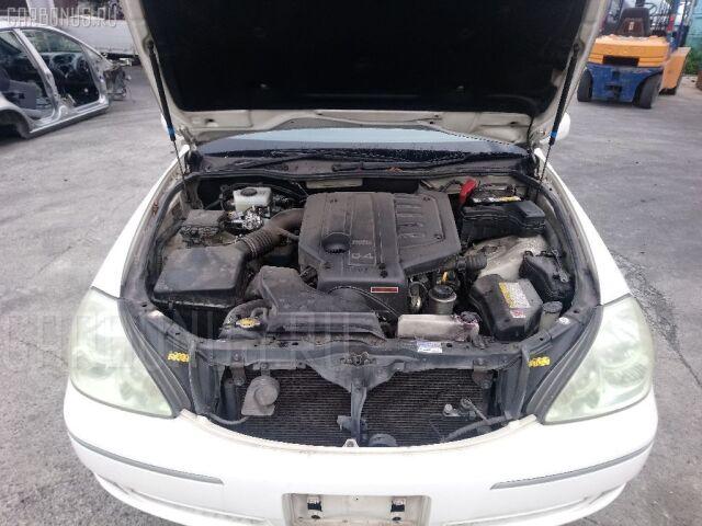 Накладка на порог салона на Toyota Brevis JCG10