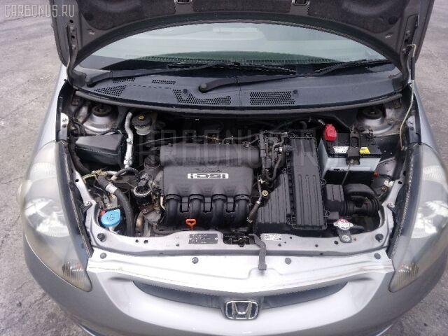 Мотор печки на Honda Fit GD1