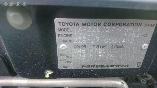Руль на Toyota Will VS ZZE127