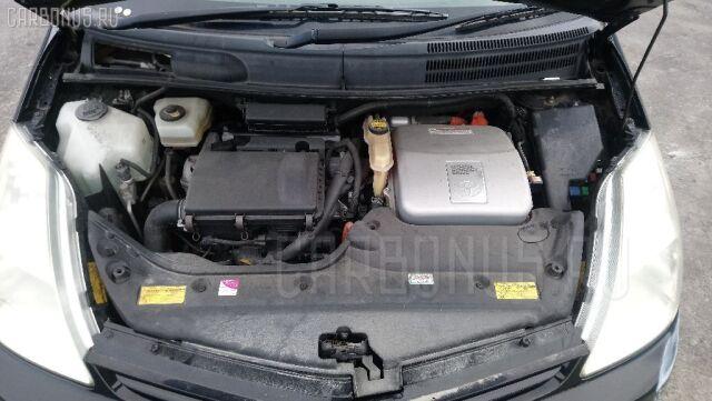 Жесткость бампера на Toyota Prius NHW20