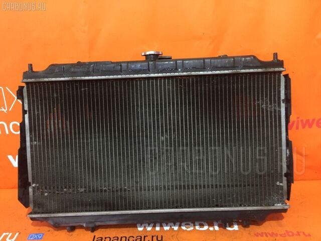Радиатор двигателя на Nissan Bluebird HNU14 SR20DE
