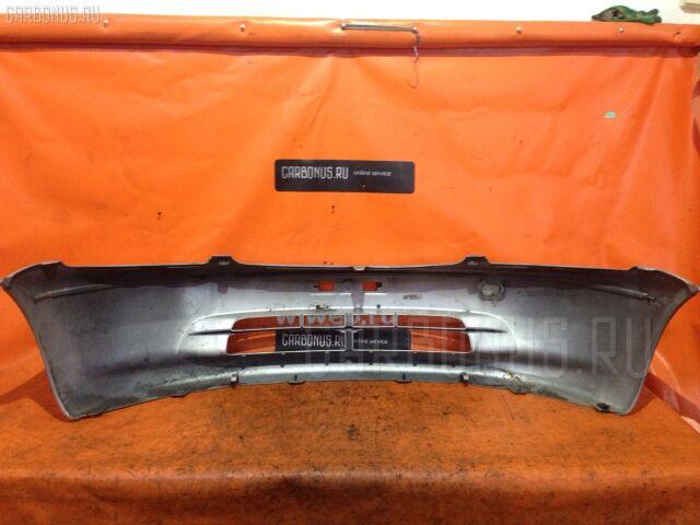 Бампер на Toyota Vitz NCP10