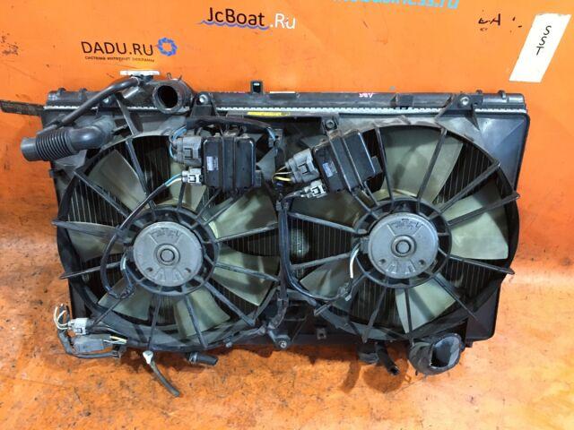 Радиатор двигателя на Toyota Aristo JZS161 2JZ-GTE