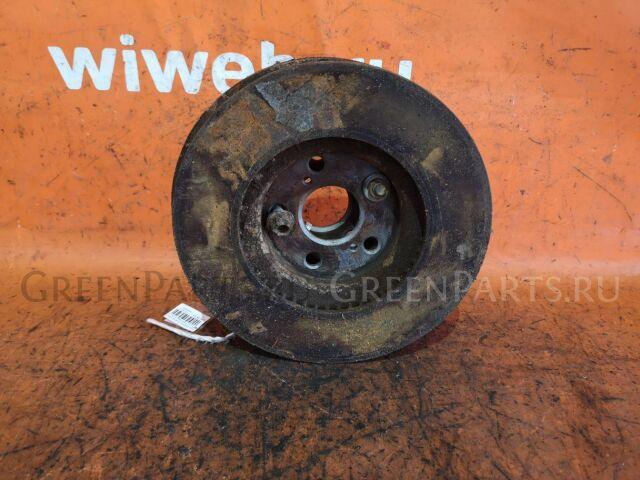 Тормозной диск на Toyota SCION TC ANT10L