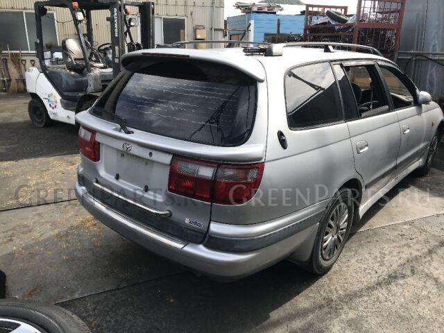 Тормозные колодки на Toyota Crown LS151