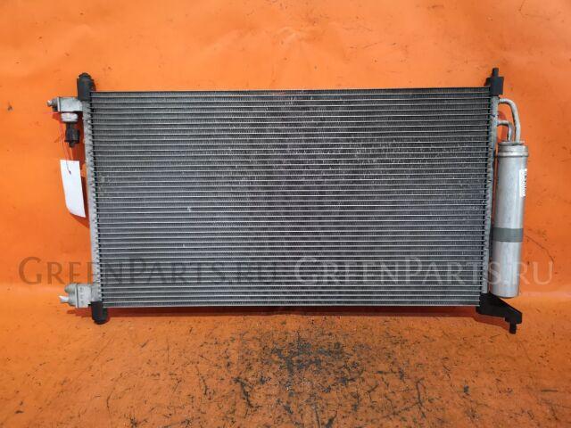 Радиатор кондиционера на Nissan March YK12 HR15DE