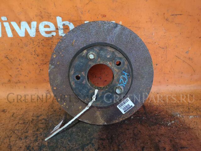 Тормозной диск на Nissan Serena PC24 SR20DE