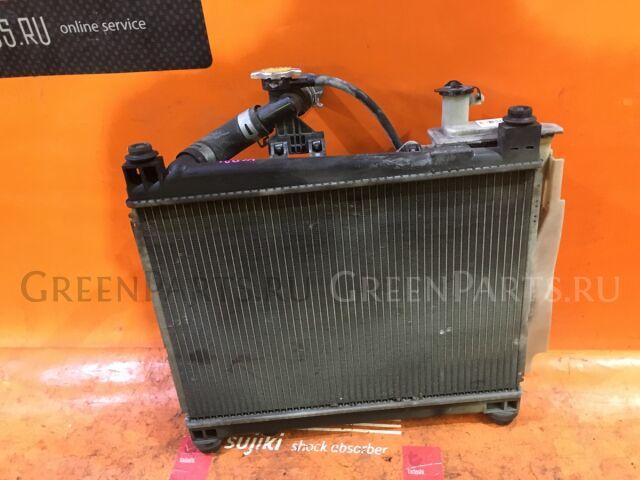 Радиатор двигателя на Toyota Will VI NCP19 2NZ-FE