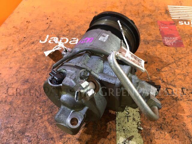 Компрессор кондиционера на Toyota MAJESTA UZS186 3UZ-FE
