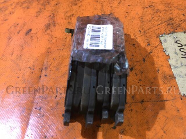 Тормозные колодки на Nissan Caravan CPGE24, CQGE24, VPE24, VPGE24, VWME24