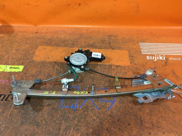 Стеклоподъемный механизм на Toyota Mark II GX90
