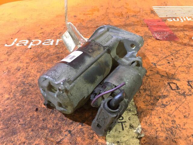 Стартер на Toyota BB OPEN DECK NCP34 1NZ-FE