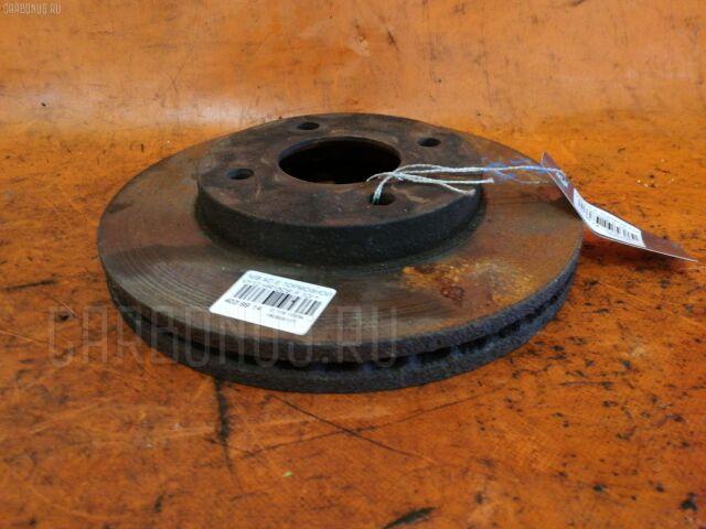Тормозной диск на Nissan Ad Expert VY12 HR15DE