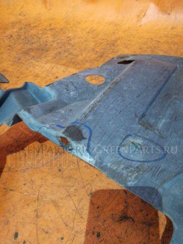Защита двигателя на Honda Accord CL7 K20A