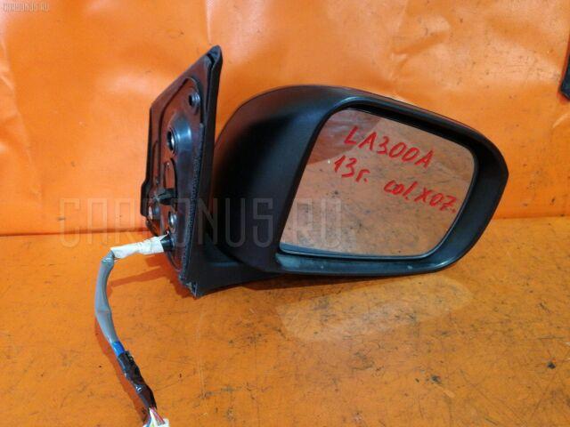 Зеркало двери боковой на Toyota Pixis Epoch LA300A