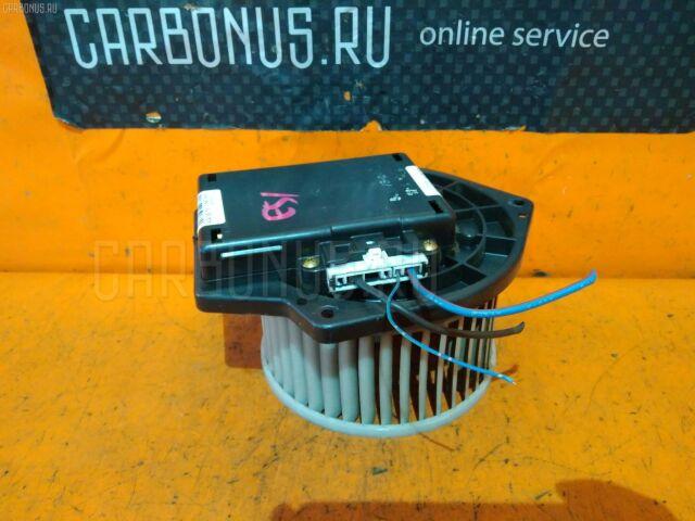 Мотор печки на Nissan Elgrand ALE50
