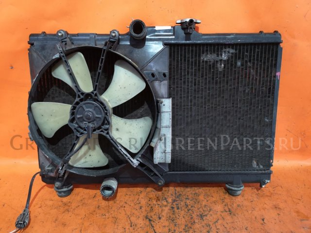 Радиатор двигателя на Toyota Corolla AE110 5A-FE