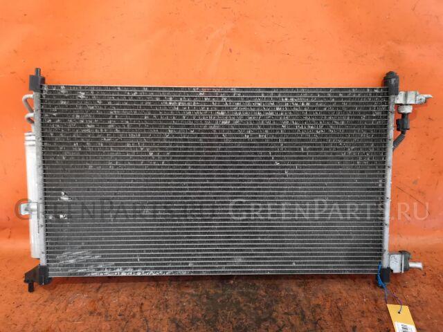 Радиатор кондиционера на Nissan Tiida C11, JC11, NC11 HR15DE, MR18DE