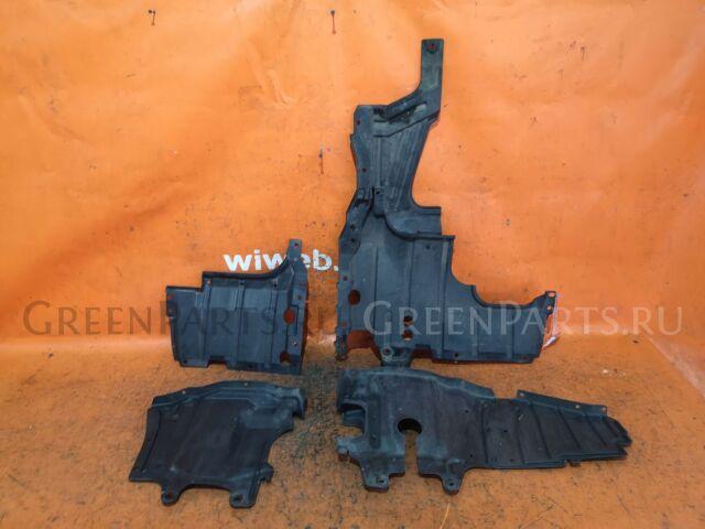 Защита двигателя на Mitsubishi Airtrek CU2W 4G63