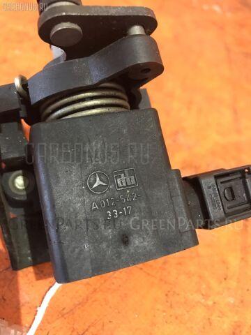 Датчик дроссельной заслонки на Mercedes-benz M-CLASS W163.113, W163.128, W163.154, W163.157, W163.172,