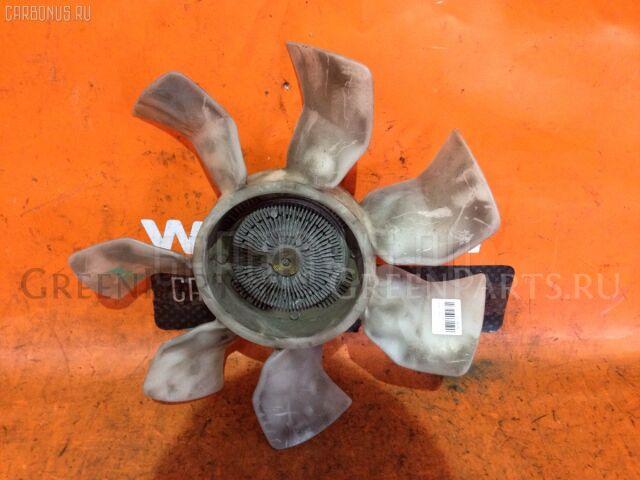 Вискомуфта на Nissan Cima HF50 VQ30DET