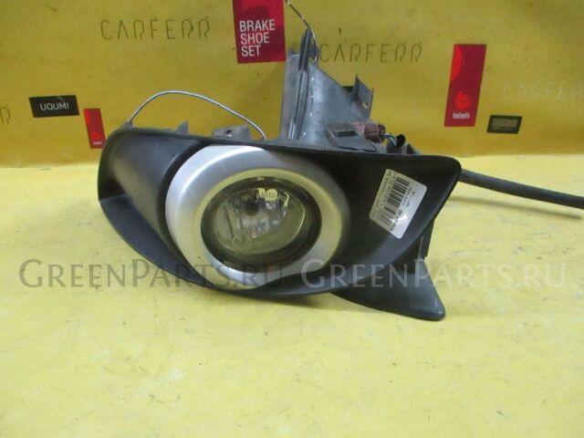 Туманка бамперная на Mazda Mpv LW3W 114-61009