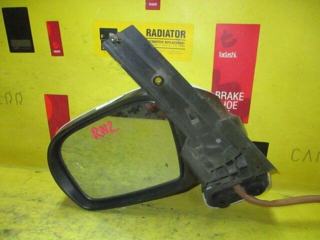 Зеркало двери боковой на Subaru Stella RN2